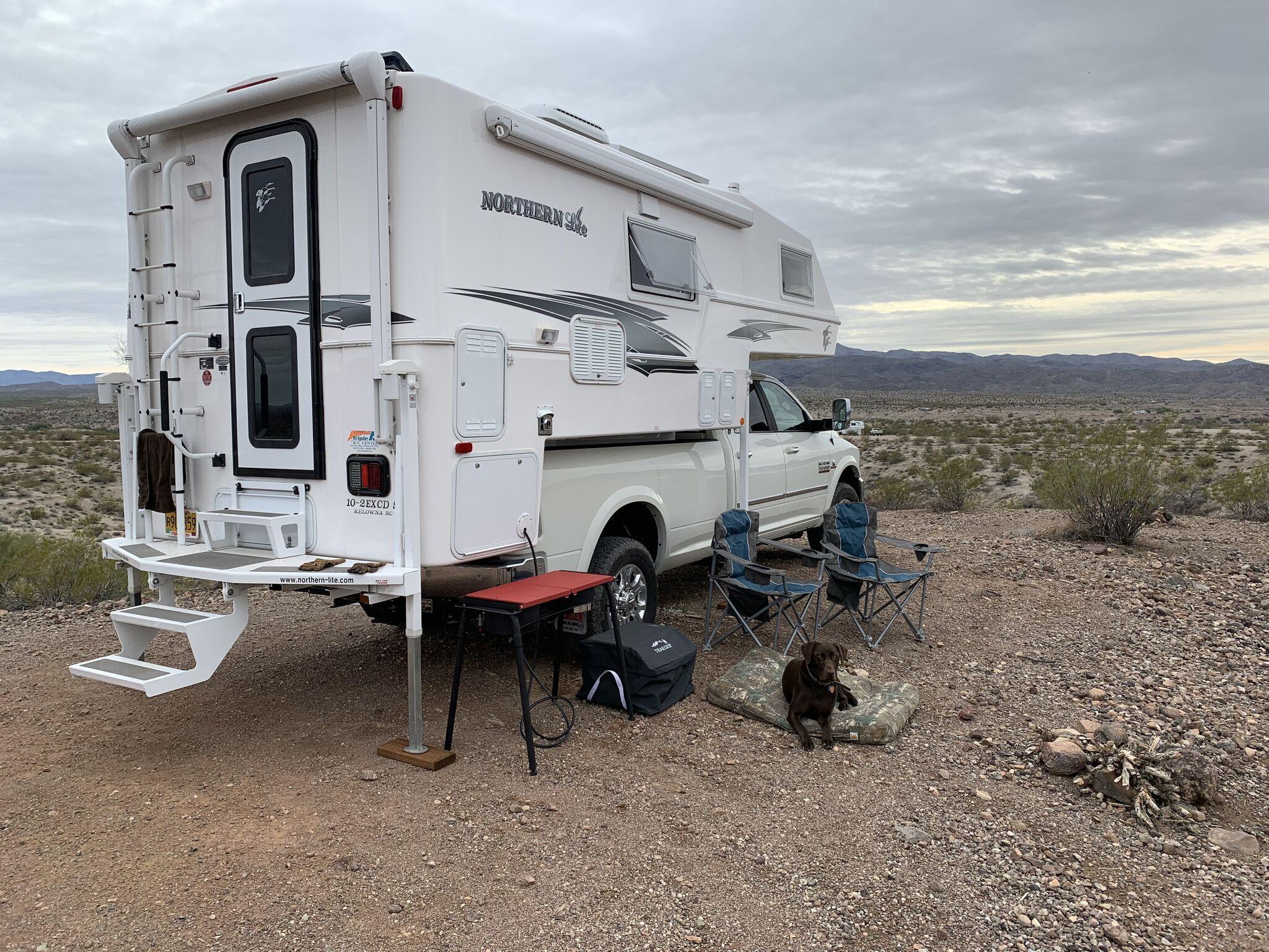 10 Reasons To Buy A Northern Lite Slide In Camper Built Truck