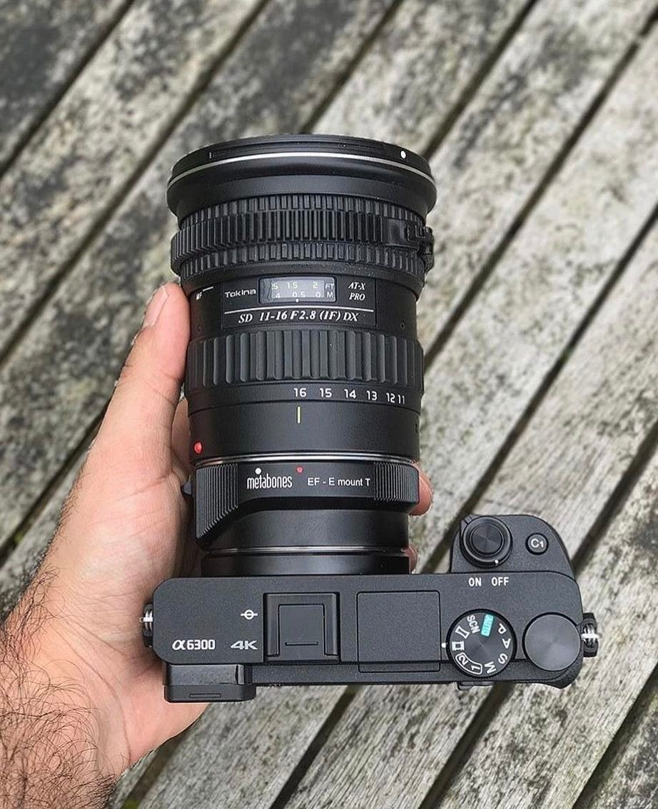 Awesome Shot Of The Sony A6300 Tokina 11 16 F 2 8 Mounted With A Metabones Adapter Photo By Bushybeardfilms Use Photographi