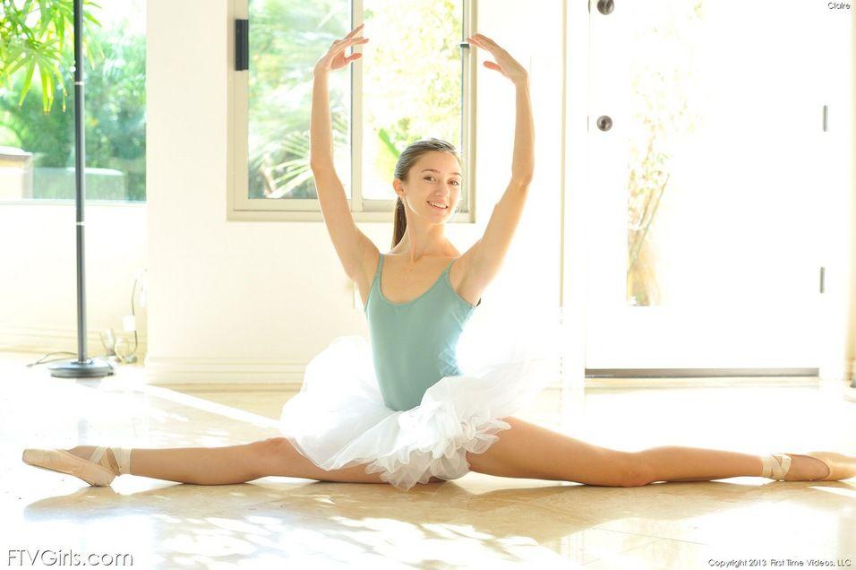 Claire evans ballerina