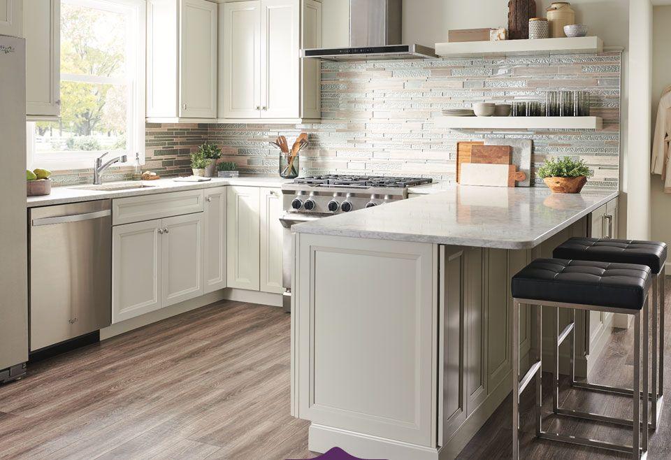 Kraftmaid Custom Kitchen Cabinets: Stunning Designs ...