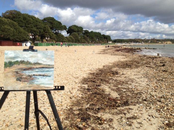 Karen Eames  Visual artist and painter , First Class Honours - first class honours