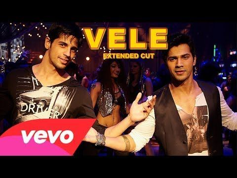 Vele Remix Student Of The Year Mp3 Song Free Download