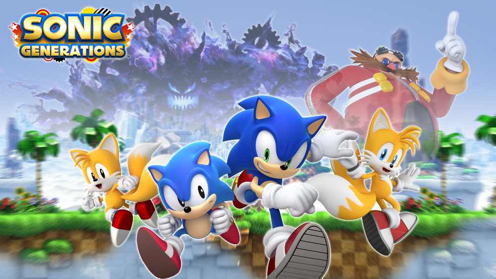 Tails Sonic Render Google Search Sonic Generations Sonic Hero Wallpaper