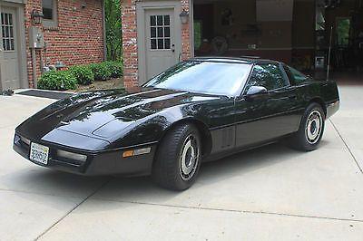 1985 Corvettes For Sale Corvette Dealers 1985 Year Models 1985 Corvette Black Corvette Chevy Corvette