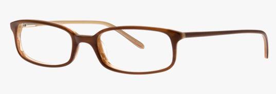 530212ef56f9 Pearle Vision Essential Eyewear EN9650 Brown Frame Total Width: 112mm  Eye  Diagonal