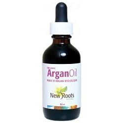 Argan Oil (50mL) Brand: NewRoots Herbal by NewRoots Herbal. $15.99. Recommended by Dr Oz. Hand-picked by a women's cooperative in Morocco, our organic argan oil is a lightweight, fast-absorbing nourishment for your skin. Argan oil prevents and reduces wrinkles, stretch marks and scars, while leaving your skin supple and moisturized with a fresh youthful glow. -Fast absorbing, lightweight nourishment for skin -Prevents & reduces wrinkles, scars & stretch marks -Certified...