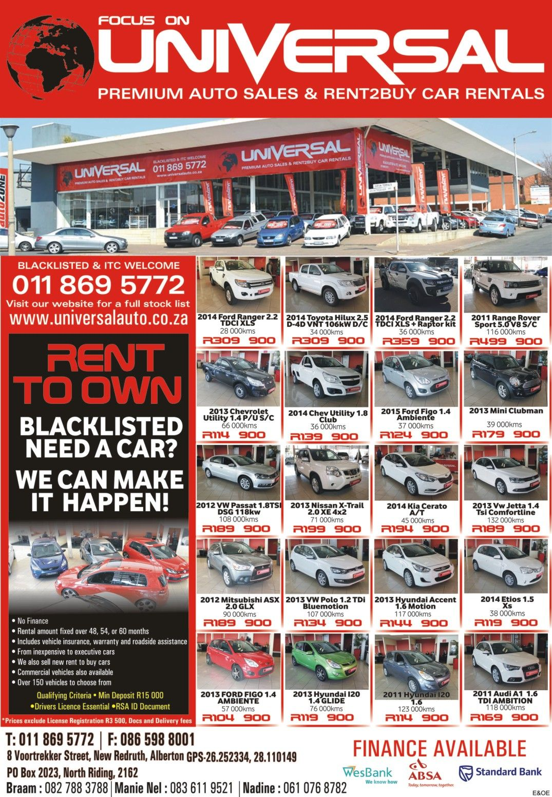 Come View Every Friday Dealers Welcome Universal Auction Every Saturday Starting From 12 Noon Have Any Plan Cars For Sale Car Rental Mini Clubman
