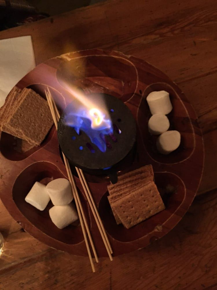 DTUT Cafe On Upper East Side With Smores At Certain Hours NYC