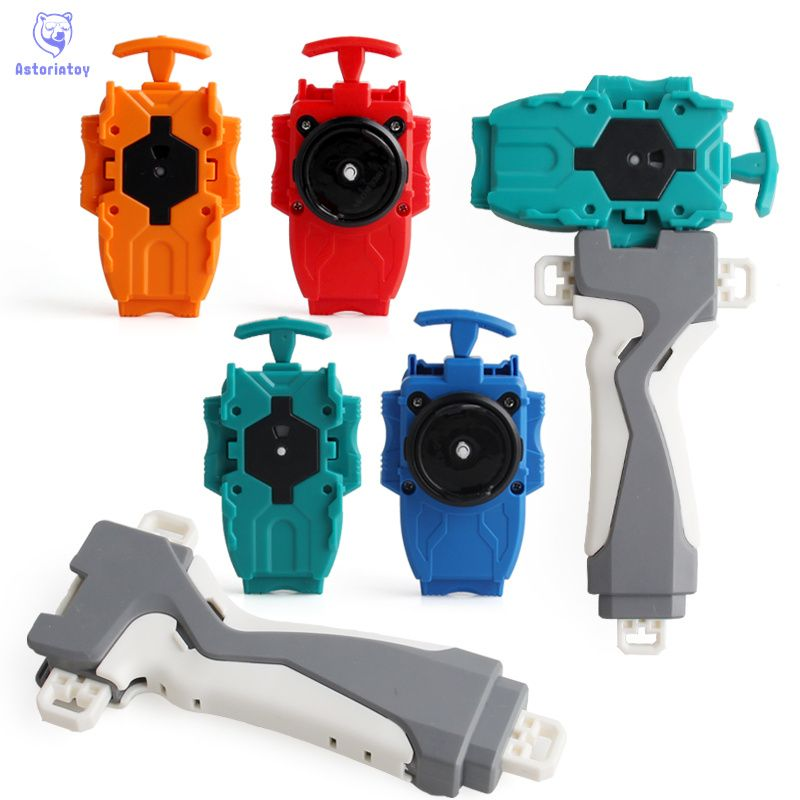 BeyLauncher LR  BURST String Launcher Ripper Grip Handle Kids Toy