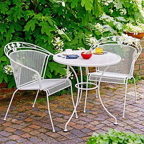 Henley by KETTLER Round Back Garden Armchair