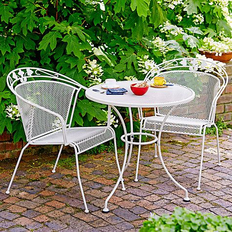 John Lewis Partners Henley By Kettler Outdoor Furniture Sala