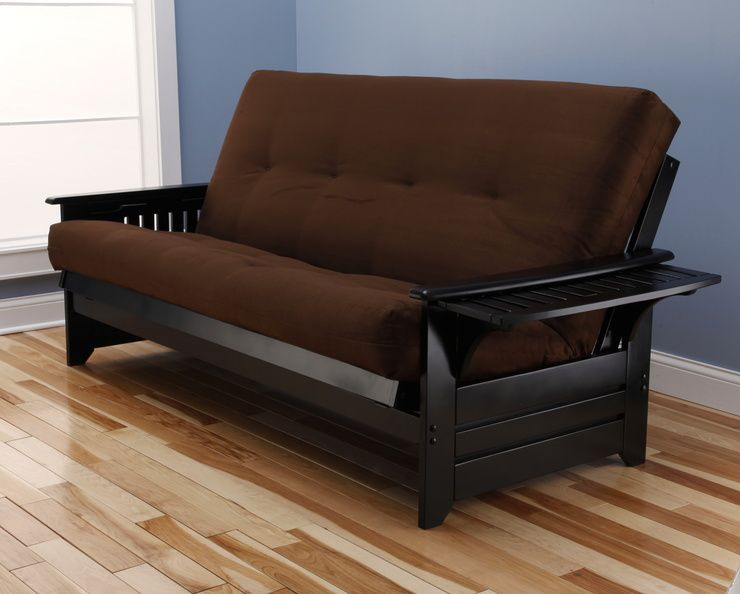 Furniture Shipped Free In Nyc Phoenix Black Futon