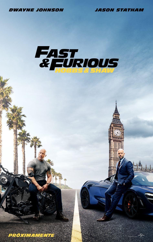 Fast Furious Hobbs Shaw Pelicula Rapido Y Furioso Peliculas Completas Ver Peliculas Online