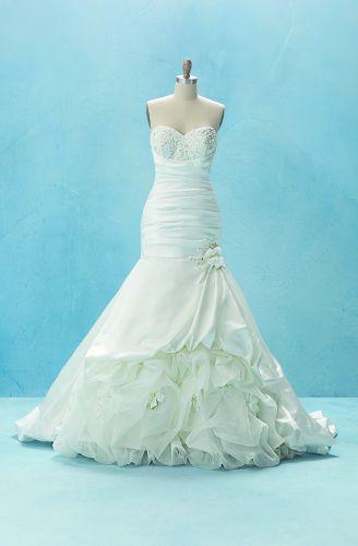 Princess Tiana wedding dress