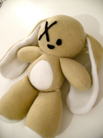 Jinx Bunny Plush From Patch Together #cute #plush #toy | Stuffed ...