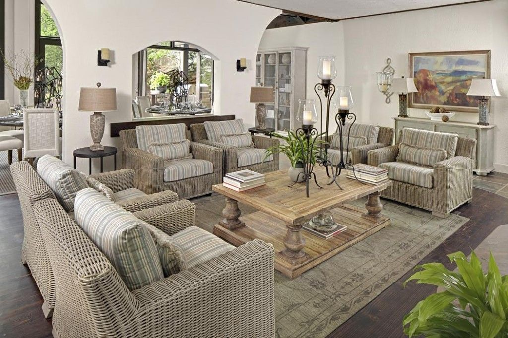 Have You Thought Of Using Outdoor Furnishings Inside Your Home Here S Some Ideas On How