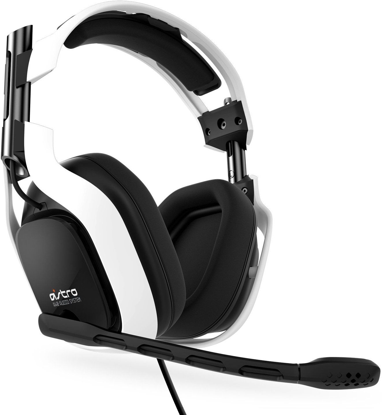 Amazon Com Astro Gaming A40 Pc Headset Kit White Xbox 360 Electronics Best Ps4 Headset Headset Wireless Gaming Headset