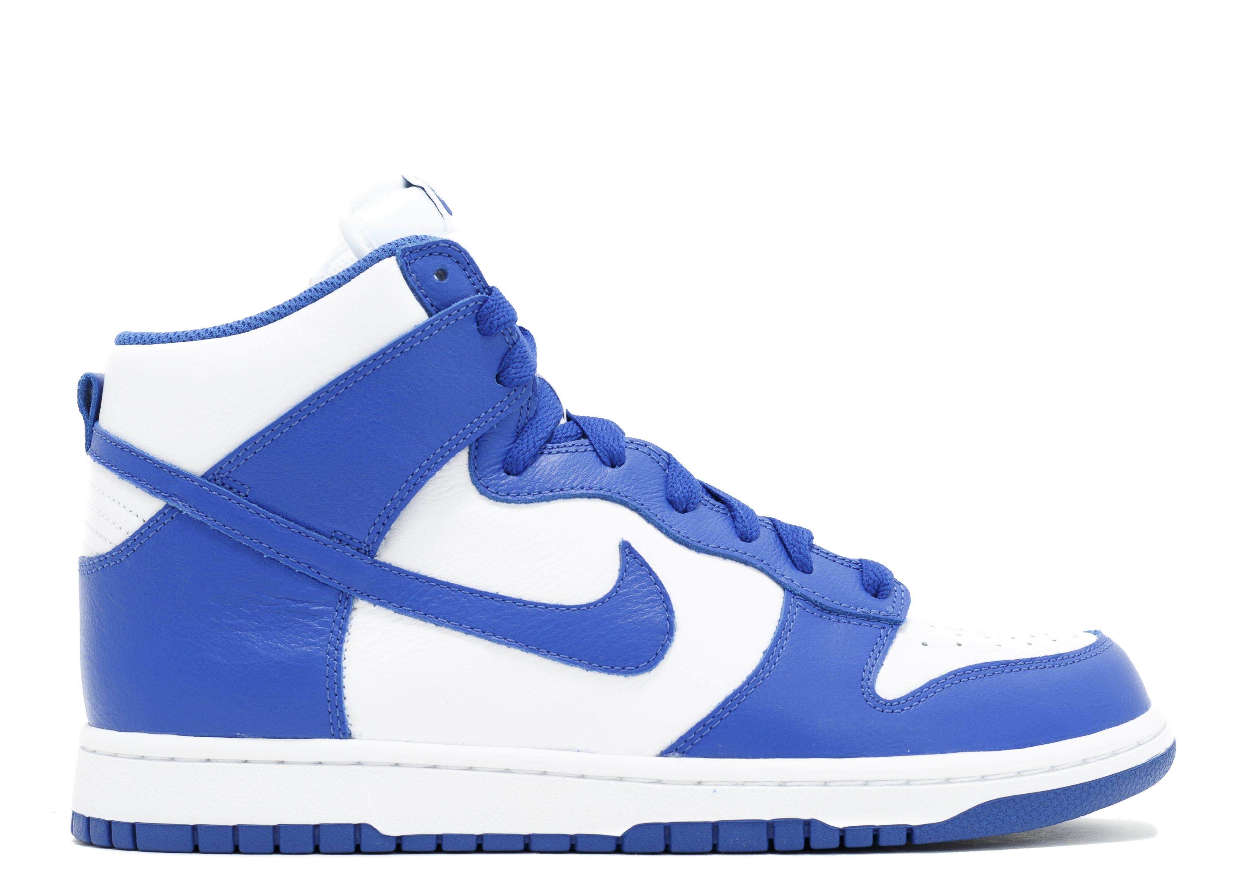 Dunk Retro Qs Be True Kentucky Nike Nike Dunks Nike Air Force Sneaker