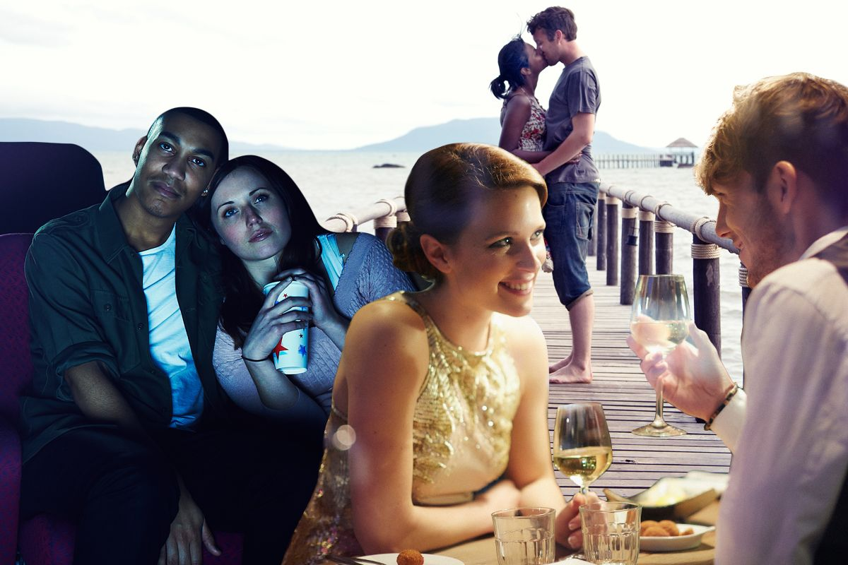 who is casper smart dating