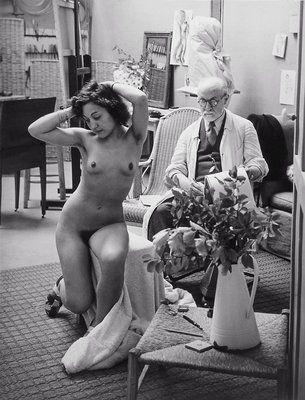 Henri Matisse (1938) par Brassai