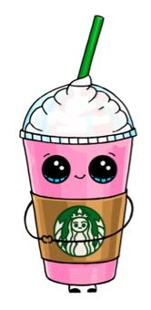 Starbucks Frappuccino Avec Images Dessins Mignons Dessin