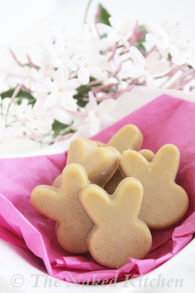 White Chocolate Bunnies Cute Delicious And Special Treats 1 Cup