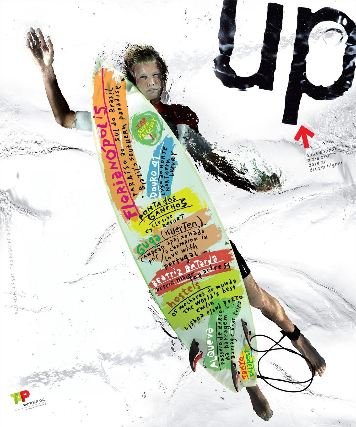 MAY_2009.Up Magazine TAP Airlines Magazine design