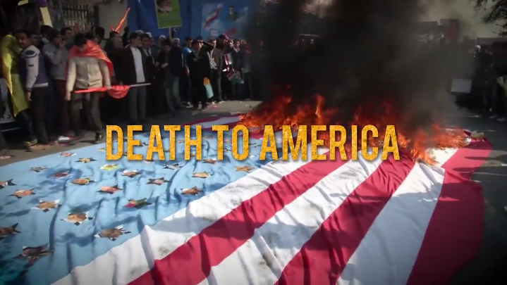 WATCH: Iran has a simple message for America.   ---> Don't let Iran go nuclear. Take action at NoBombForIran.com