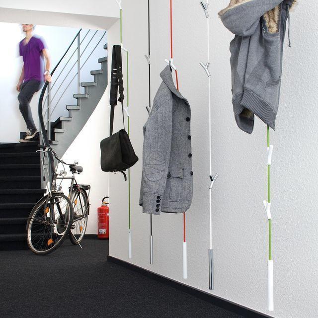 Flure Haus Deko Und Flur Design: Schmaler Flur Gestalten, Flur