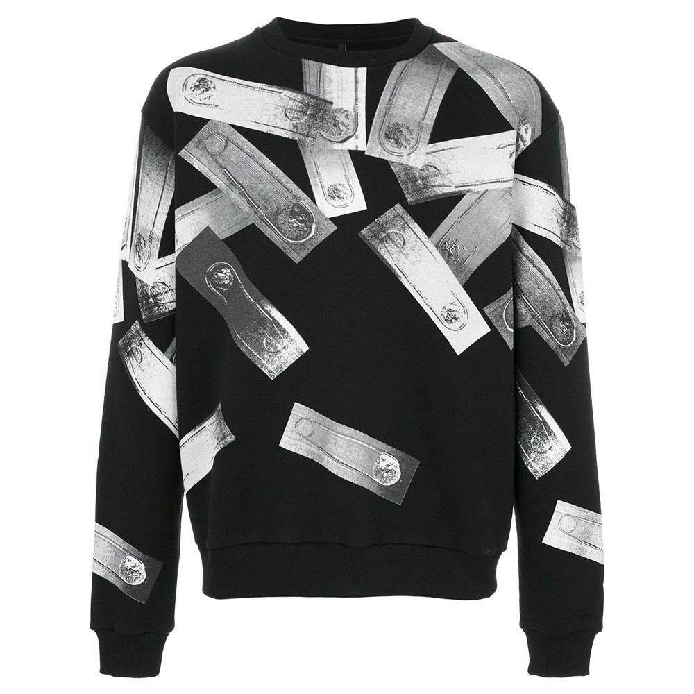 Versus Versace Safety Pin Sweater Versus versace
