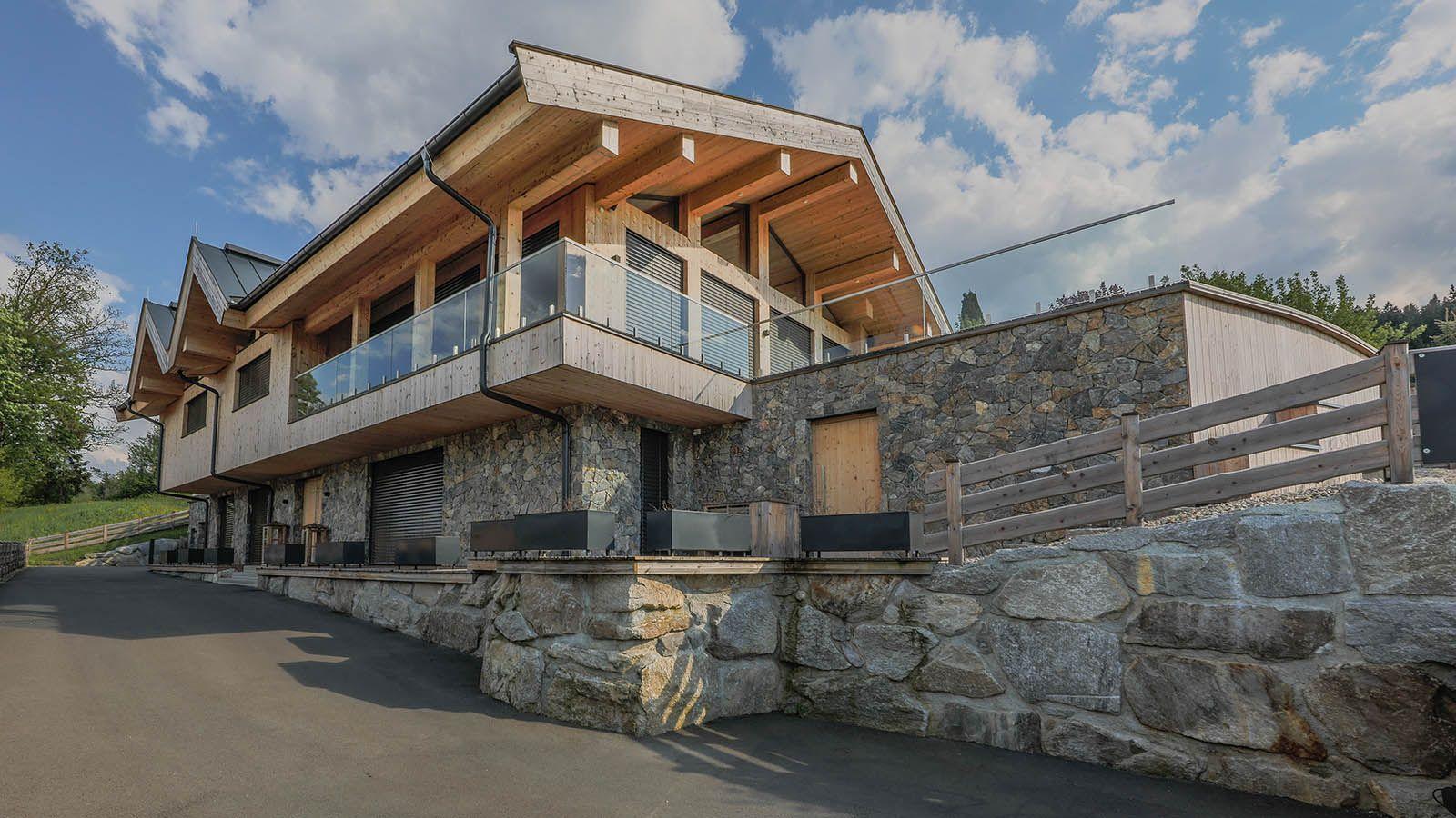 Moderne AlpinArchitektur St.Johann in Tirol KITZIMMO