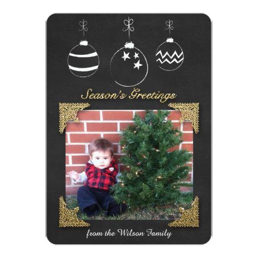 Seasons greetings christmas ornament card pinterest seasons greetings ornament card m4hsunfo