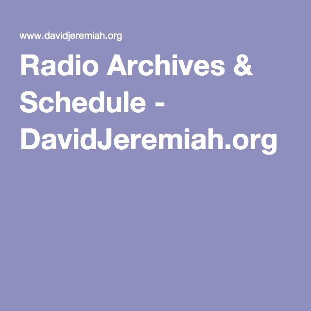 David jeremiah marriage