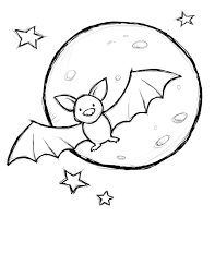 Coloring Pages Bats For Kids Google Search
