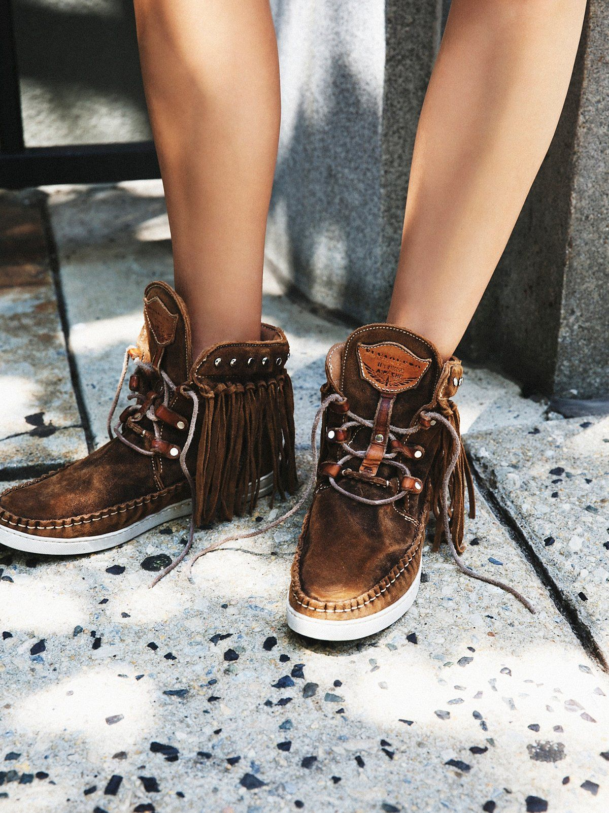 Maze Runner Ankle Boot Suede Ankle Boots Boots Ankle Boots