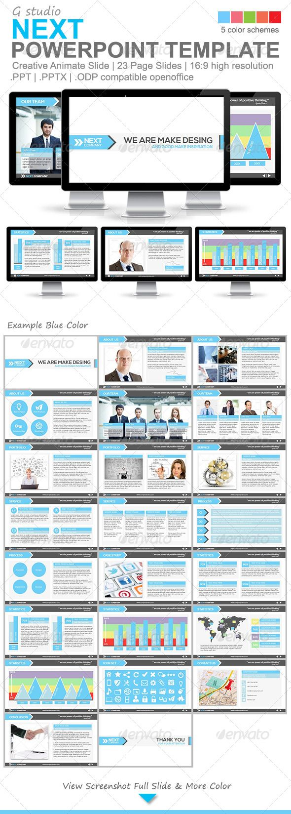 Gstudio next powerpoint template presentation templates template sample blue style powerpoint template is make for powerpoint version 2003 2007 the template use for presentation creativebusinessportfolio or cheaphphosting Image collections