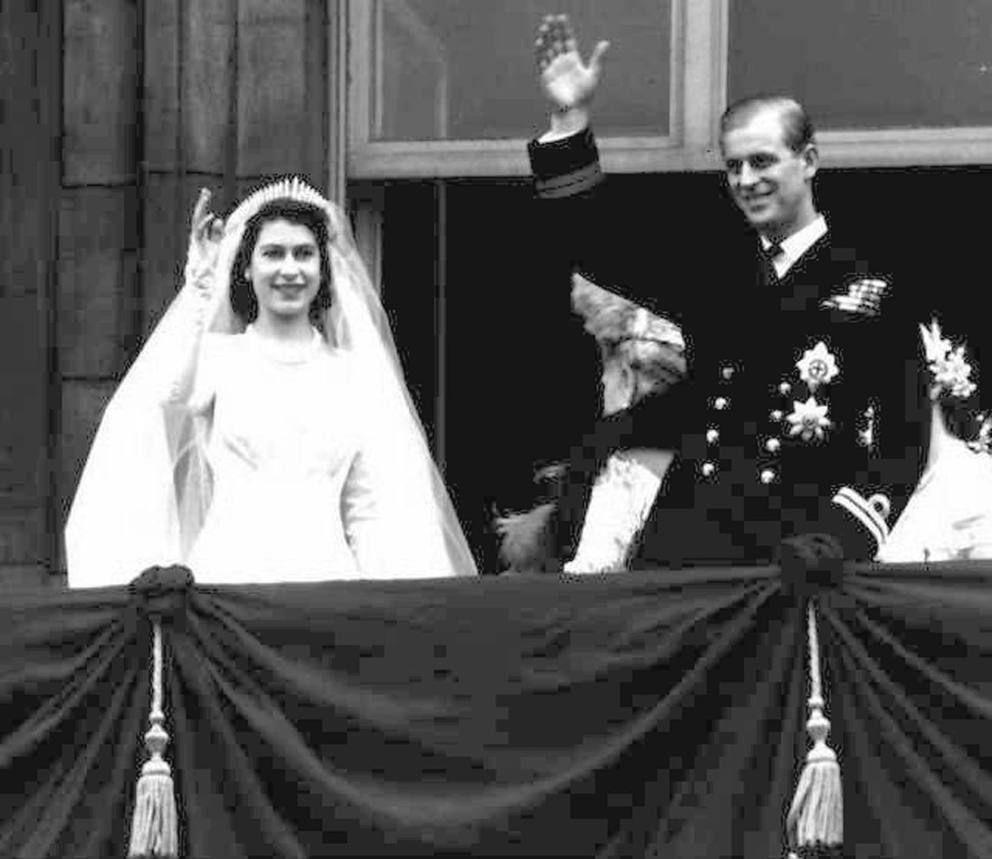 il matrimonio della regina elisabetta d 39 inghilterra e del