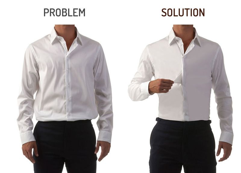 Best undershirts for suits