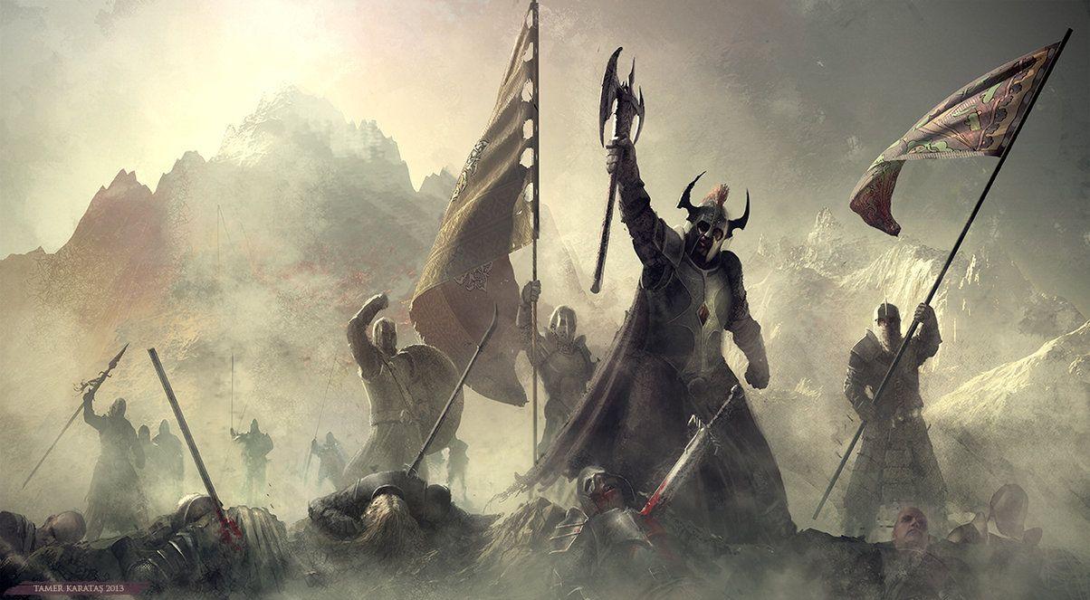 Victory by karatastamer on DeviantArt