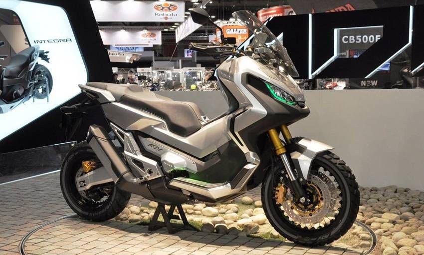 Honda Siap Berikan Sensai Petualangan Dengan X ADV