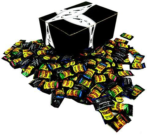 Toxic Waste Assorted Sour Candy 1 lb Bag in a BlackTie Box ** You can get additional details at the image link.