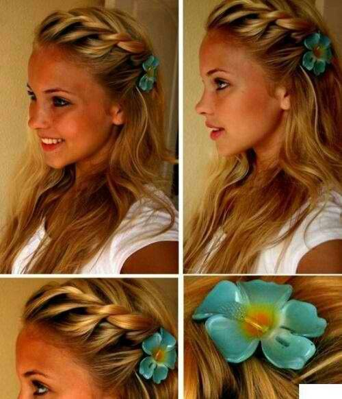 Hawaiian Hair Hair Styles Long Hair Styles Hair Beauty