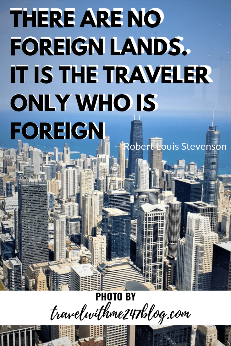 Best Inspiring Travel Quotes - Famous Travel Quotes With