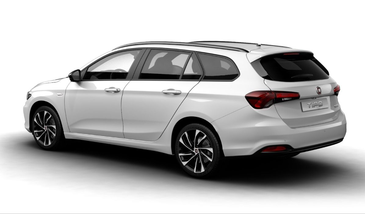Fiat Tipo Station Wagon My19 S Design 1 6 Multijet 16v 120cv Dct