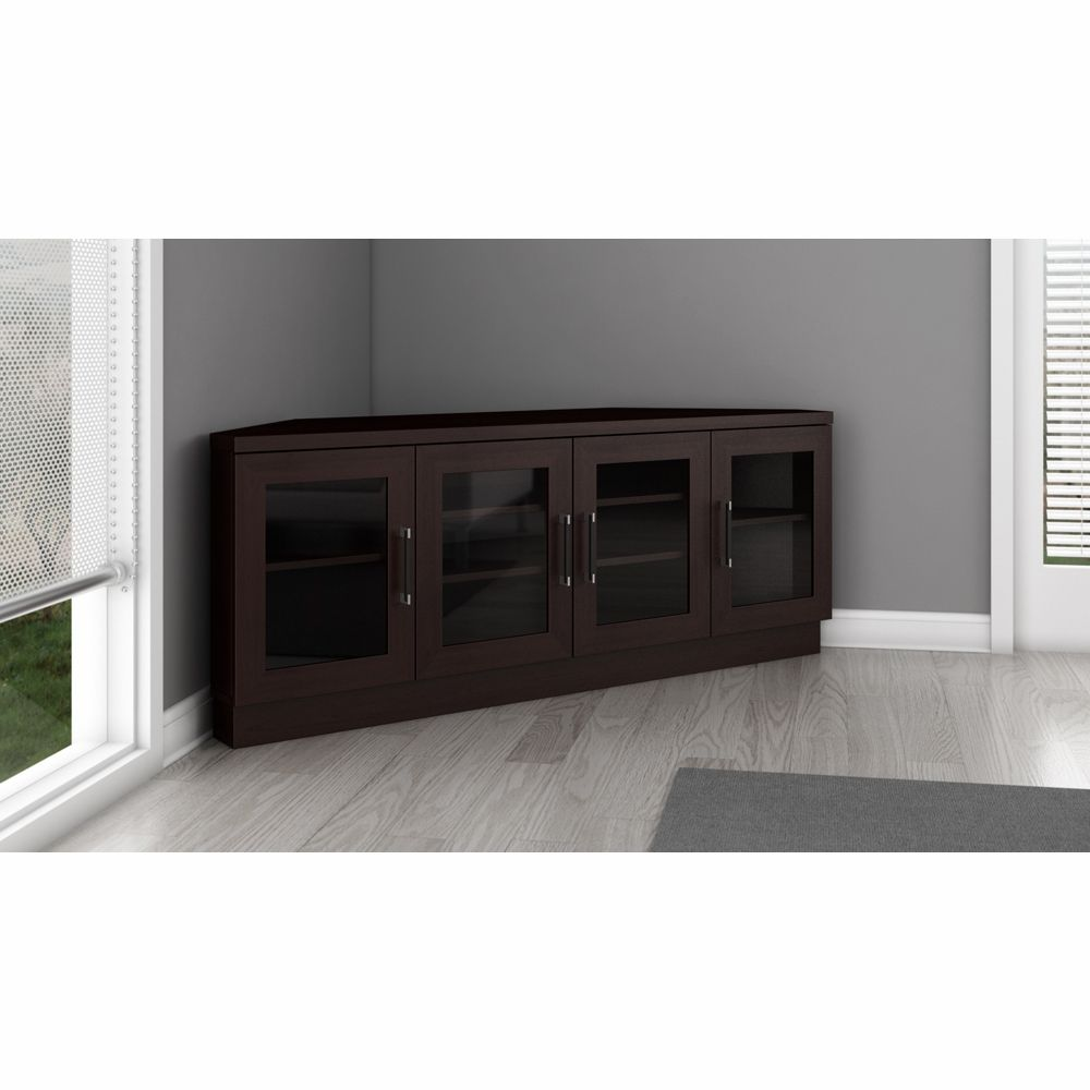 99 Reference Of Corner Tv Stands Contemporary In 2020 Corner Tv Stands Home Theater Furniture Corner Tv