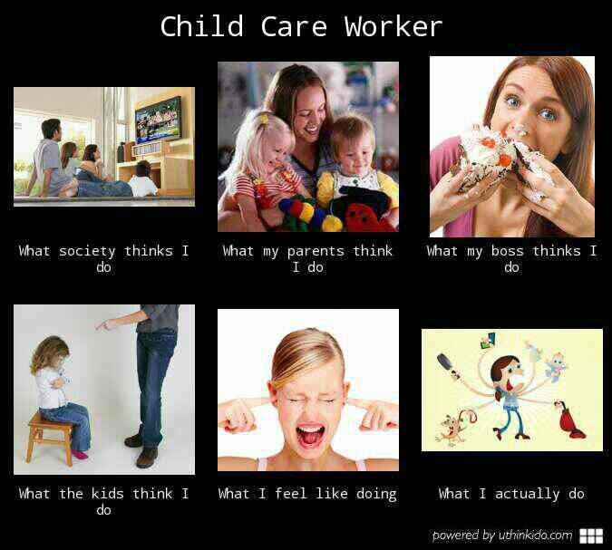 0640961e134c2297dc4e0f58bfee70dd child care worker daycare pinterest laughter and humor