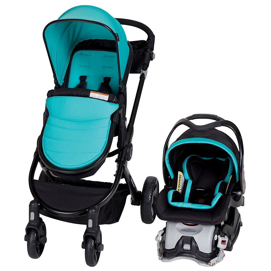 Baby Trend Shuttle Stroller Travel System Baby trend