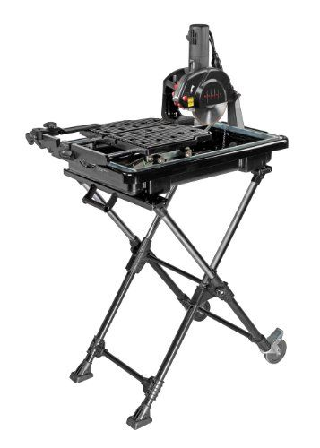 Lackmond Wts950ln Beast Wet Tile Saw With Sliding Tray Laser And Stand 7