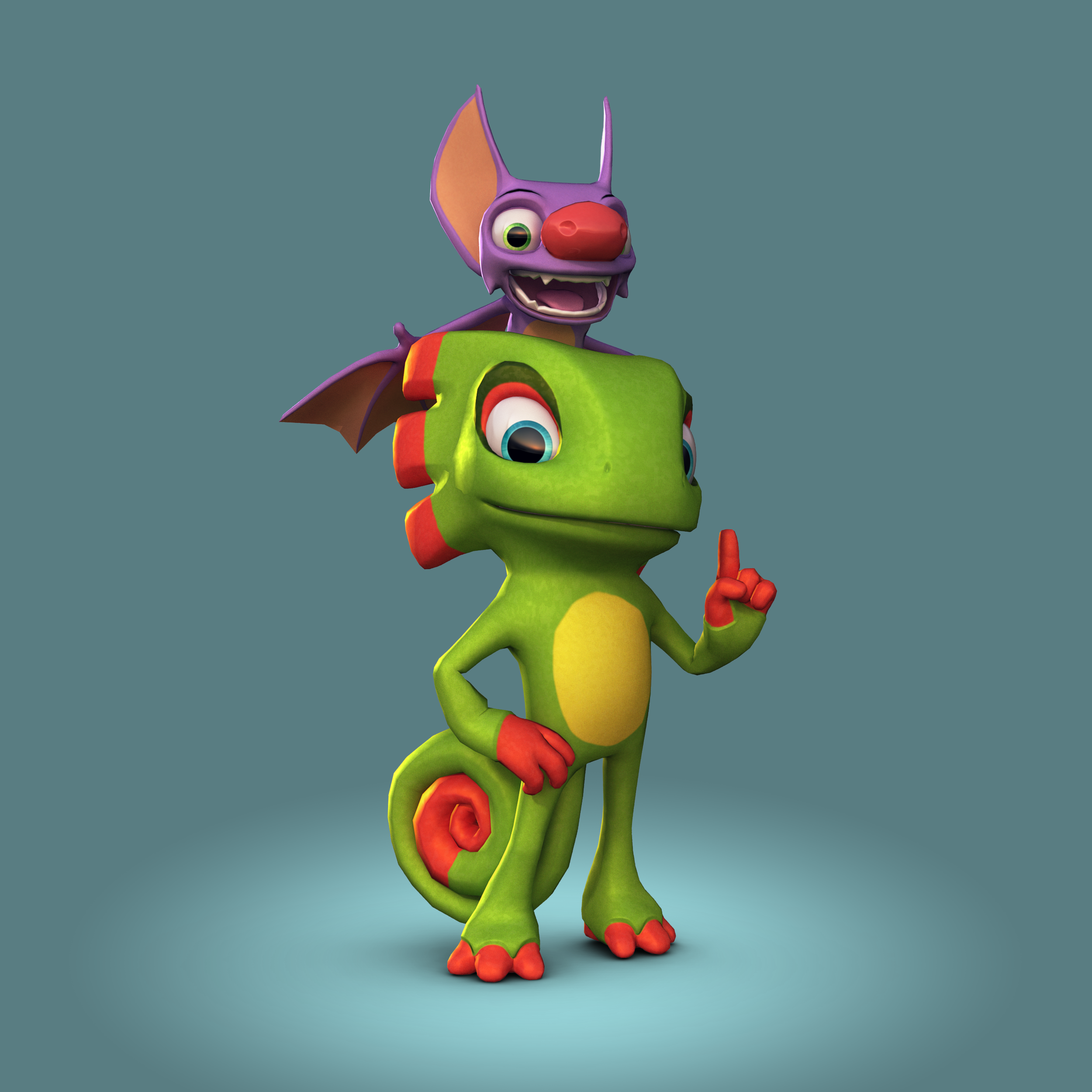 Real Heroes Playtonic Games Character Design Party Characters Real Hero