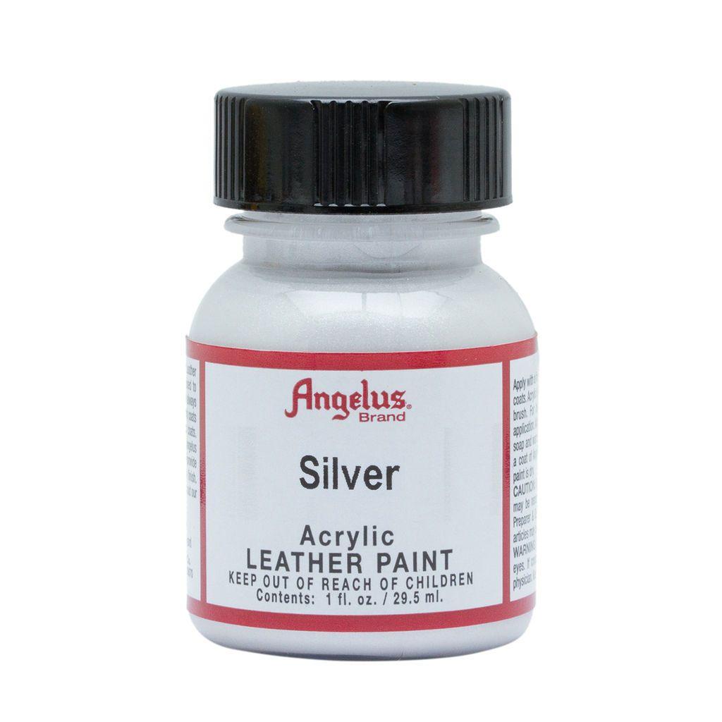 Angelus Acrylic Leather Paint 1oz Leather Paint Waterproof Paint Pink Paint